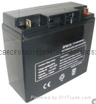 12V20AH太陽能系統蓄電池 5