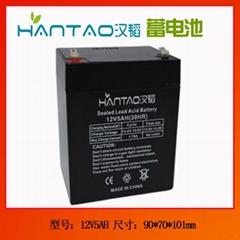 btwin秤蓄電池12V5AH