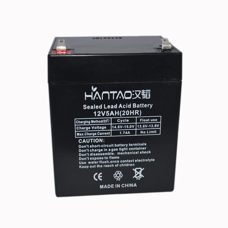 12V5AH电梯电源箱蓄电池 4