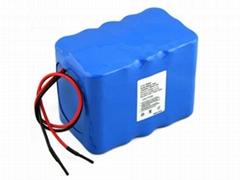 24V小型打印机外接锂电池电源
