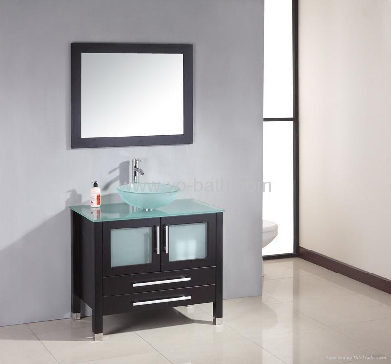 American style bathroom vanity - YO-W015 - YO-BATH (China ...