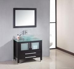 American style bathroom vanity