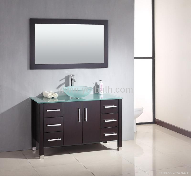 American Style Bathroom Vanity Yo W015 Yo Bath China
