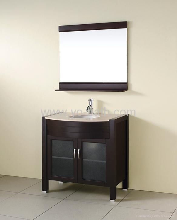 solid wood bathroom vanity yo w018 yo bath china manufacturer