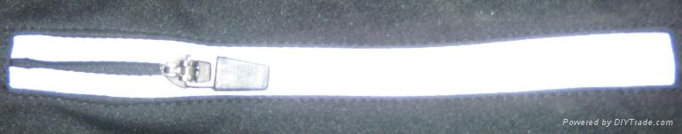 反光拉链 1