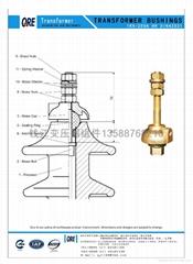 干式變壓器銅螺母