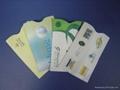 ATM TYVEK CARD COVERS