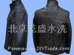 滄州皮衣水洗加工廠