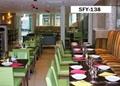 廈門西餐廳桌椅價格圖片