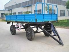 拖拉机配套农用拖车