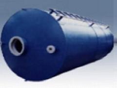 鋼襯塑鹽酸PE防腐罐