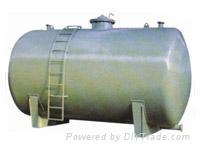 儲存濃硫酸儲罐容器
