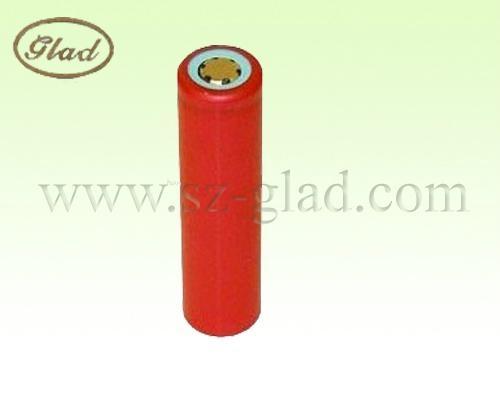 2400mAh 18650 li-ion battery 3.7v for torch light 4