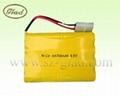AA 1.2v ni-cd rechargeable emergency