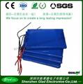 Supply 1200mAh 3.7v li-ion polymer