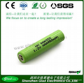 Size AA 3.6V  nimh rechargeable battery packs 1200mAh 5