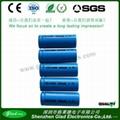 2400mAh 18650 li-ion battery 3.7v for