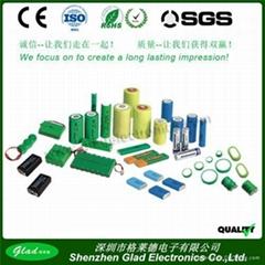 3.7V 503040 li-polymer battery for electronic bracelet 600mah
