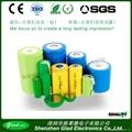 1.2V AA/AAA 250~ 1000mAh Ni-Cd rechargeable battery 1