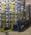 雙級5噸反滲透水處理設備 3