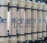 雙級5噸反滲透水處理設備 4