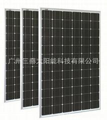 单晶硅太阳能电池组