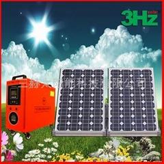 240W太阳能独立供电系统