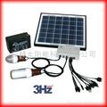 10W太阳能系统
