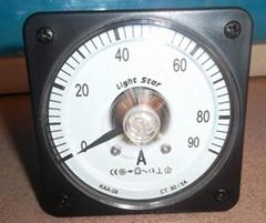 LIGHTSTAR光星KAA-80电流表KBJ-25电流互感器