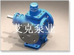 艾克泵业YCB系列圆弧齿轮泵