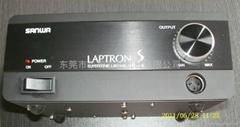 日本三和SANWA超聲波拋光機  LAPTRON  S超音波模具拋光機