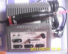 日本URAWA 超聲波拋光機 UC550+US55 電動超音波模具拋光機