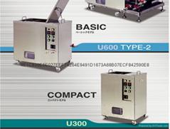 日本SANWA U600 TYPE1 U300 TYPE2超声波模具清洁机