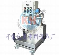 胶粘剂灌装机