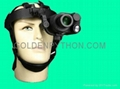 1.7x24 head mounted night vision