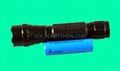GP-9038 Durable Rechargeable Flashlight