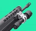 "GP-Y007 1"" Weaver Side Offset Tactical Ring Mount"