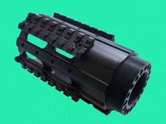 GP4R10U Free Float Hand Guard For AR Pistol