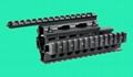 GP-0015 AK47 Quad Rail Hand Guard System
