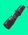 GP-9105 ZOOMABLE 7W CREE LED Flashlight Torch 18650 AAA