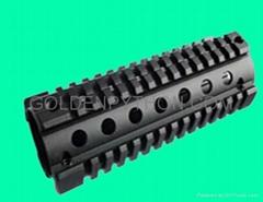 GP-0002 M4 quad rail