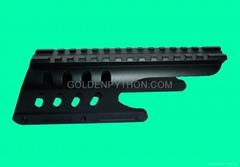 GP-0100 Shotgun/scattergun/sporting gun quad rail