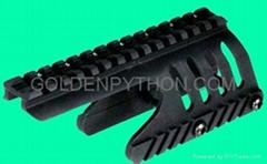 GP-0101 Shotgun/scattergun/sporting gun quad rail