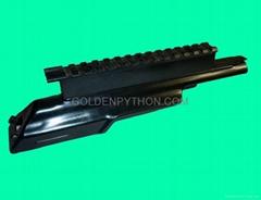 GP-0102 Single side rail mounting system