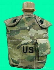 GP-MB002 Canteen Pouch incl. canteen & cup