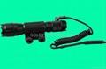 GP-TF004 Tactical LED 200 lumen Flashlight