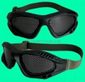 GP-MS001 Airsoft No Fog Metal Mesh ZERO Goggle Glasses