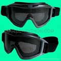 GP-MS002 Airsoft Fogless Metal Mesh Goggle
