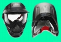 GP-MS008 Full Face Airsoft Paintball Goggle Clear Mask