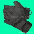 GP-TG001 Special Ops Tactical Half Finger Assault Gloves